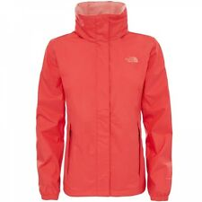 The North Face Resolve 2 Jacket Damen Regenjacke cayenne red