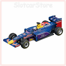 "Carrera GO 64057 Infiniti Red Bull Racing RB11 ""D.Ricciardo No.3"" 1:43 Auto Plus"