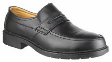 Amblers FS46 Safety Steel Toe Cap Slip On Industrial Mens Work Shoes UK6-14