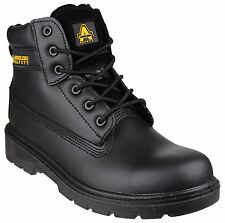 Amblers FS12C Safety Composite Toe Cap Boots Mens Boys Unisex Work Shoes UK3-13