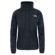The North Face W Resolve Jacket tnf black Damenjacke Kapuzenjacke Jacke schwarz