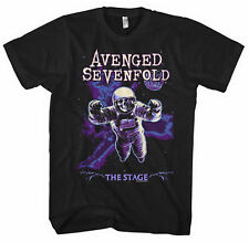 AVENGED SEVENFOLD Polarised Astronaut The Stage T-SHIRT OFFICIAL MERCHANDISE