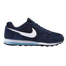 Nike Youth MD Runner 2 Textile Lace Up Trainers