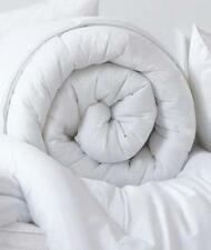 Soft & Warm Hollowfibre Duvet Quilt, All Size's, All Tog Weights CLEARANCE SALE