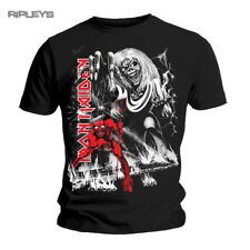 Official T Shirt IRON MAIDEN No. of The Beast  NOTB Jumbo All Sizes