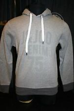 Jack & Jones Burt Sweat Org. light grey Shirt 100% Baumwolle neu hell grau