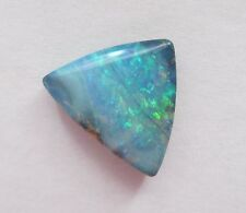 3.45 ct Loose Natural Australian Queensland Boulder Opal Gemstone, # TAO 3103