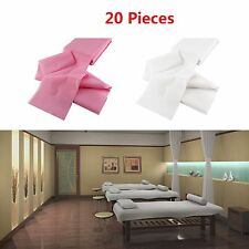 20 Packs Massage Beauty Waterproof Disposable Bed non-woven Table Cover Sheets