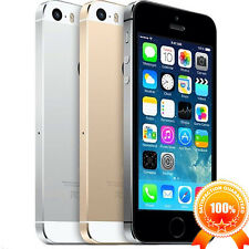 Apple iPhone 5S 16GB 32GB 64GB Smartphone Handys Spacegrau - Silber - Gold LEYA
