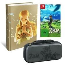 The Legend of Zelda Breath of the Wild Nintendo Switch / Lösungsbuch Auswahl NEU