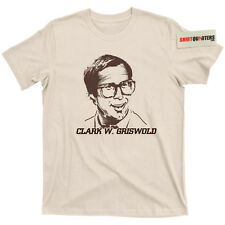 CLARK W GRISWOLD National Lampoons Christmas European Vacation blu ray T Shirt