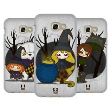 HEAD CASE DESIGNS WITCHES SOFT GEL CASE FOR SAMSUNG GALAXY A5 (2017)