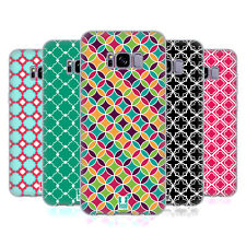 HEAD CASE DESIGNS QUATREFOIL 2 SOFT GEL CASE FOR SAMSUNG GALAXY S8+ S8 PLUS