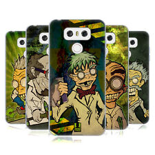 HEAD CASE DESIGNS MAD SCIENTISTS SOFT GEL CASE FOR LG G6