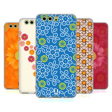 HEAD CASE DESIGNS DAISY PATTERNS SOFT GEL CASE FOR HUAWEI P10 PLUS