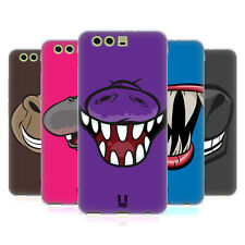 HEAD CASE DESIGNS GRINS SOFT GEL CASE FOR HUAWEI P10 PLUS