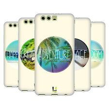 HEAD CASE DESIGNS INSPIRATIONAL CIRCLE SOFT GEL CASE FOR HUAWEI P10 PLUS