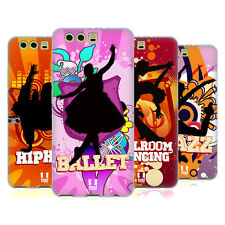 HEAD CASE DESIGNS JUST DANCE SOFT GEL CASE FOR HUAWEI P10 PLUS