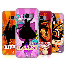 HEAD CASE DESIGNS JUST DANCE HARD BACK CASE FOR SAMSUNG GALAXY S8+ S8 PLUS