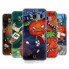 HEAD CASE DESIGNS MONSTER TOMATOES HARD BACK CASE FOR SAMSUNG GALAXY S8+ S8 PLUS