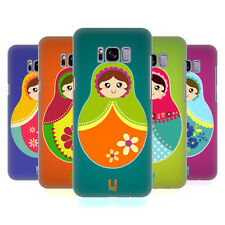 HEAD CASE DESIGNS NESTING DOLLS HARD BACK CASE FOR SAMSUNG GALAXY S8+ S8 PLUS