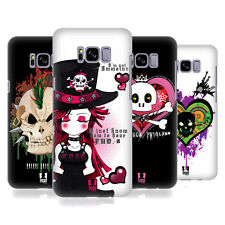 HEAD CASE DESIGNS PUNK COLLECTION HARD BACK CASE FOR SAMSUNG GALAXY S8+ S8 PLUS