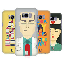 HEAD CASE DESIGNS MEDICAL HARD BACK CASE FOR SAMSUNG GALAXY S8+ S8 PLUS