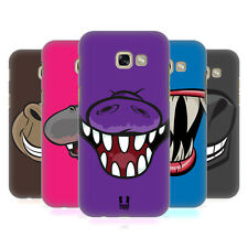HEAD CASE DESIGNS GRINS HARD BACK CASE FOR SAMSUNG GALAXY A5 (2017)