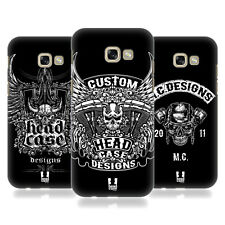 HEAD CASE DESIGNS HC MOTOR REBELS HARD BACK CASE FOR SAMSUNG GALAXY A5 (2017)
