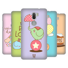 HEAD CASE DESIGNS ELEFANTI KAWAII COVER RETRO RIGIDA PER XIAOMI Mi 5s PLUS