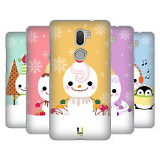 HEAD CASE DESIGNS PUPAZZO DI NEVE COVER RETRO RIGIDA PER XIAOMI Mi 5s PLUS