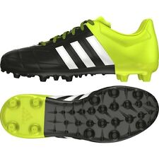 timeless design 51329 78187 Adidas Boys Football Boots Ace 15.3 FGAG Soccer Shoes Firm Ground Molded  B32808