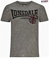 LONSDALE LONDON Slim-Fit T-Shirt  LONGFIELD  Gr. S, M, L, XL, XXL,