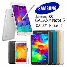 Samsung Galaxy Note 5 / Note 4 / Galaxy S5 Factory Unlocked 4G LTE Smartphone LE