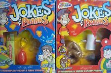 Box of Wicked & Funny Jokes & Pranks (2 to Choose from)
