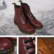 New Dr. Martens 1460 8 Eye Boot Cherry Red Smooth