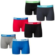 2 he Pack Puma Boxer Boxer Shorts Boy's Children's Underpants Underwear