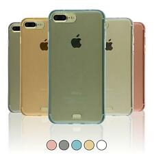 Funda de silicona Apple iPhone 7 Plus / 8 Plus 360° Fullbody -  Case