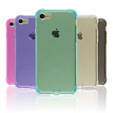 Coque en Silicone Apple iPhone 7 / 8 - ShockProof  + films de protection
