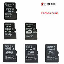 KINGSTON MicroSd SDHC 8Gb/16GB/32GB TF C4/C10 Scheda di memoria Memoria FEMMINA