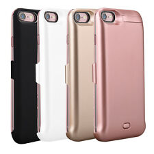 External Battery Case Cover Backup Power Bank Charger Cover for iPhone 7/7 Plus