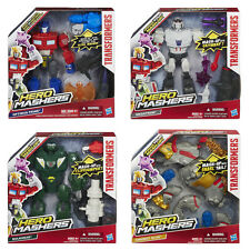 TRANSFORMERS HERO MASHERS AMÉLIORATION FIGURINES D'ACTION HASBRO JOUETS