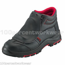 PSF Strata 530SM Black Metatarsal Safety Work Boots Shoes Steel Toe Cap Sole S3