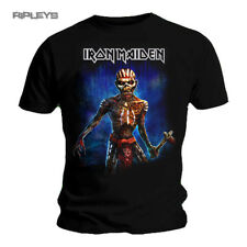 Official T Shirt Iron Maiden Eddie Book of Souls TOUR 2017 Europe All Sizes