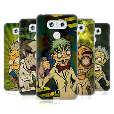 HEAD CASE DESIGNS SCIENZIATI PAZZI COVER RETRO RIGIDA PER LG TELEFONI 1