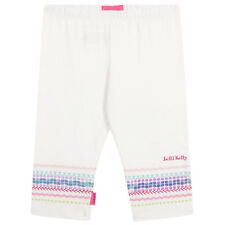 Lelli Kelly Dessa White Patterned Leggings Summer Chic Collection 65.02.46