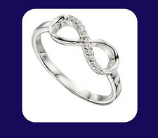 Anello Infinity Argento Sterling Anello Infinity
