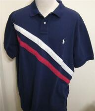 NEW POLO by RALPH LAUREN Mens Custom Fit Shirt Top M NWT