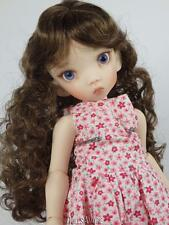 Lt Brown Doll Wig Size 7/8