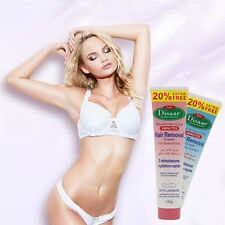 Unisex Permanent Hair Removal Paste Inhibitor Remover Body  Depilatory Cream